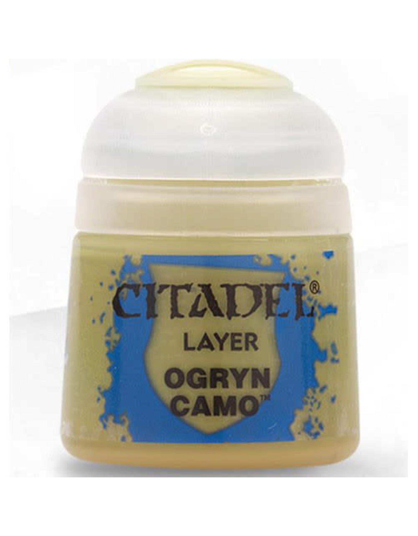 Games Workshop Citadel Paint: Ogryn Camo 12ml