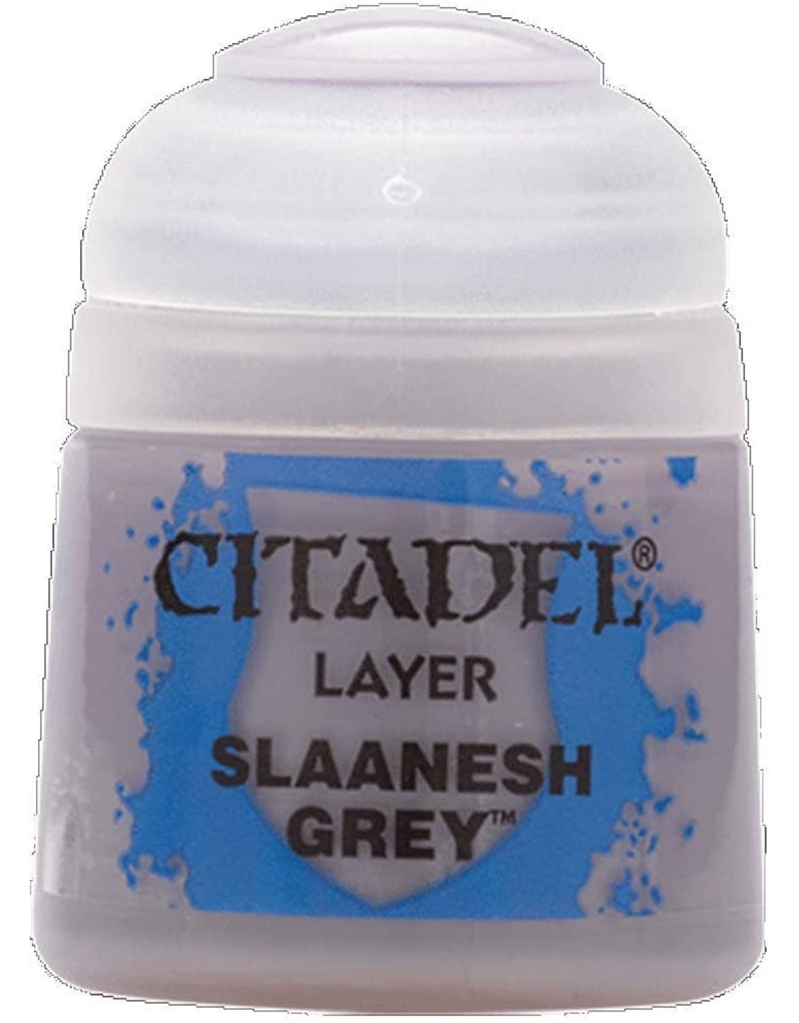 Games Workshop Citadel Paint: Slaanesh Grey 12ml