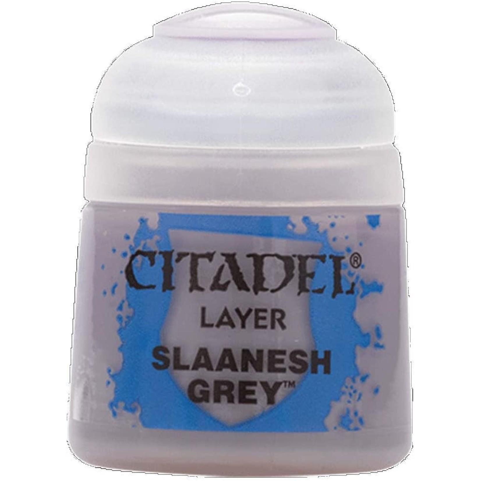 Games Workshop Citadel Paint: Slaanesh Grey 12ml