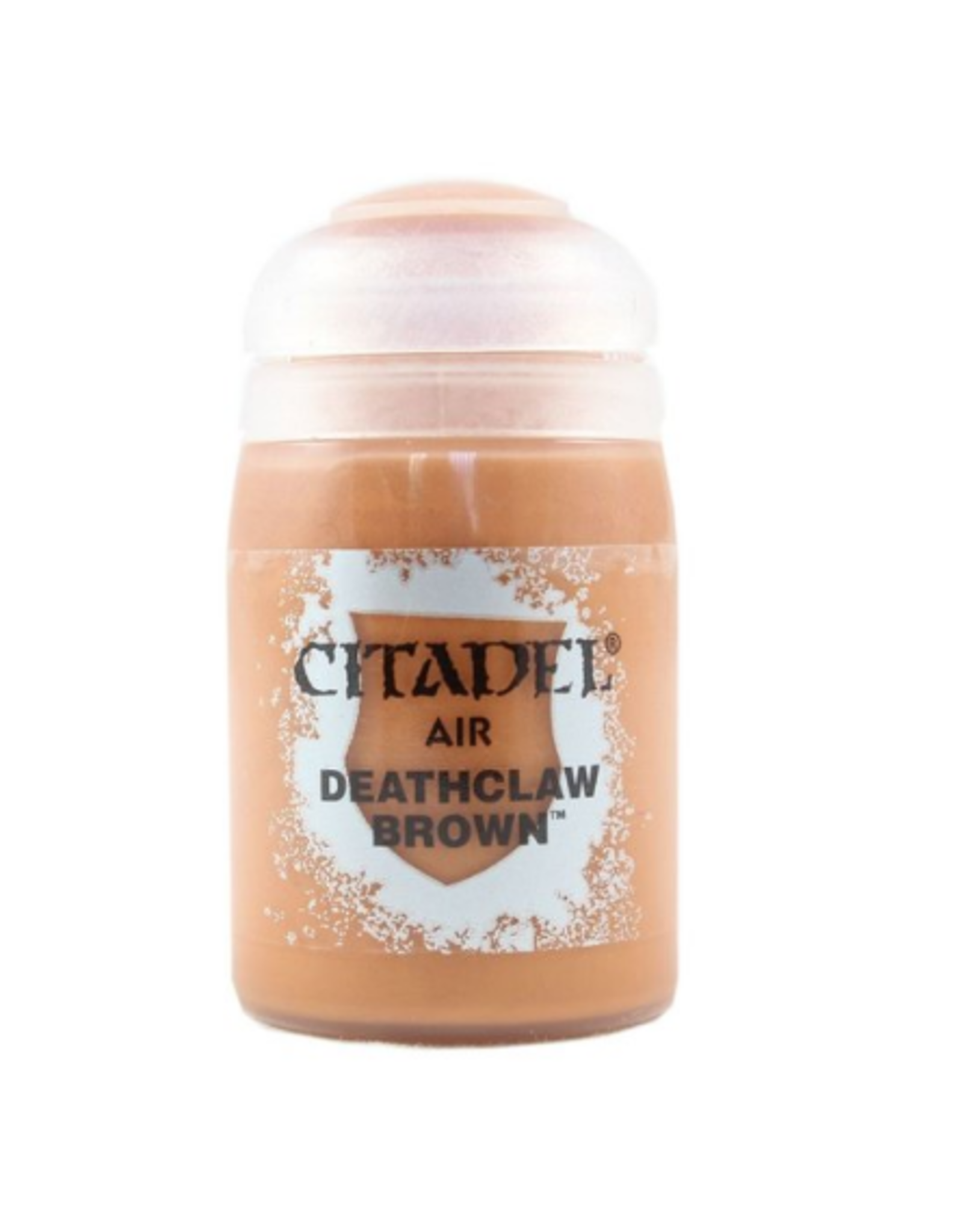 Games Workshop Citadel Paint: Deathclaw Brown Air (24 ml)