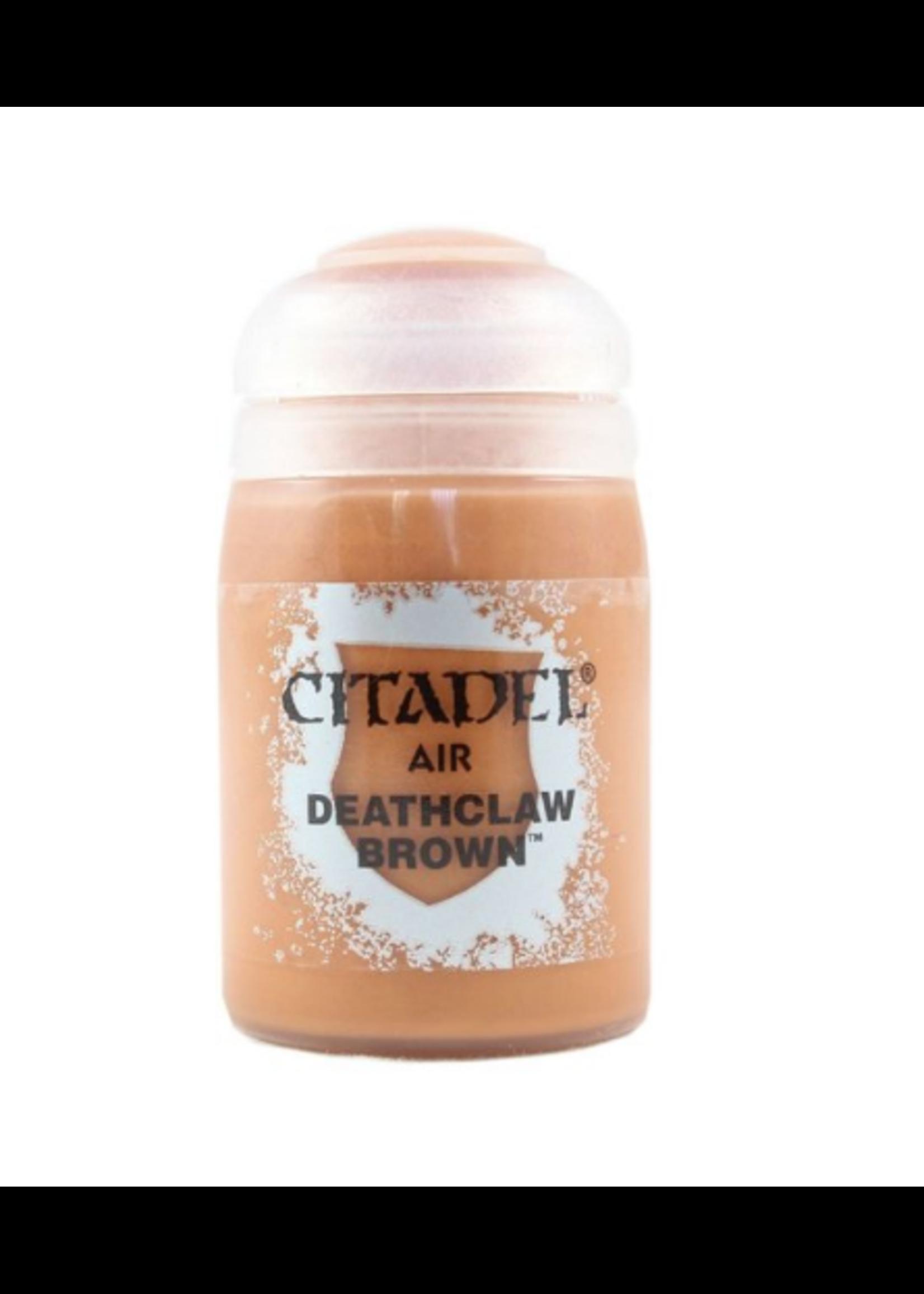 Games Workshop Citadel Paint: Deathclaw Brown Air (24 ml)
