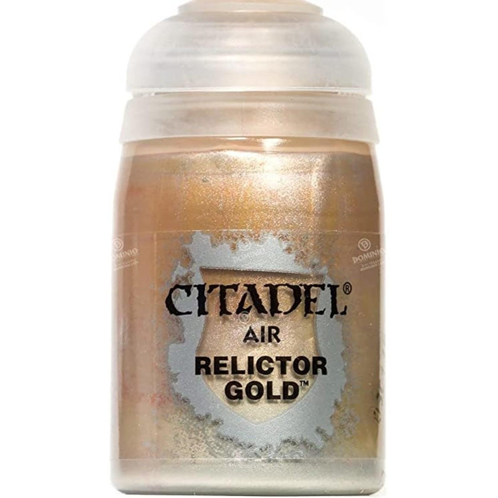 Games Workshop Citadel Paint: Relictor Gold Air (24 ml)