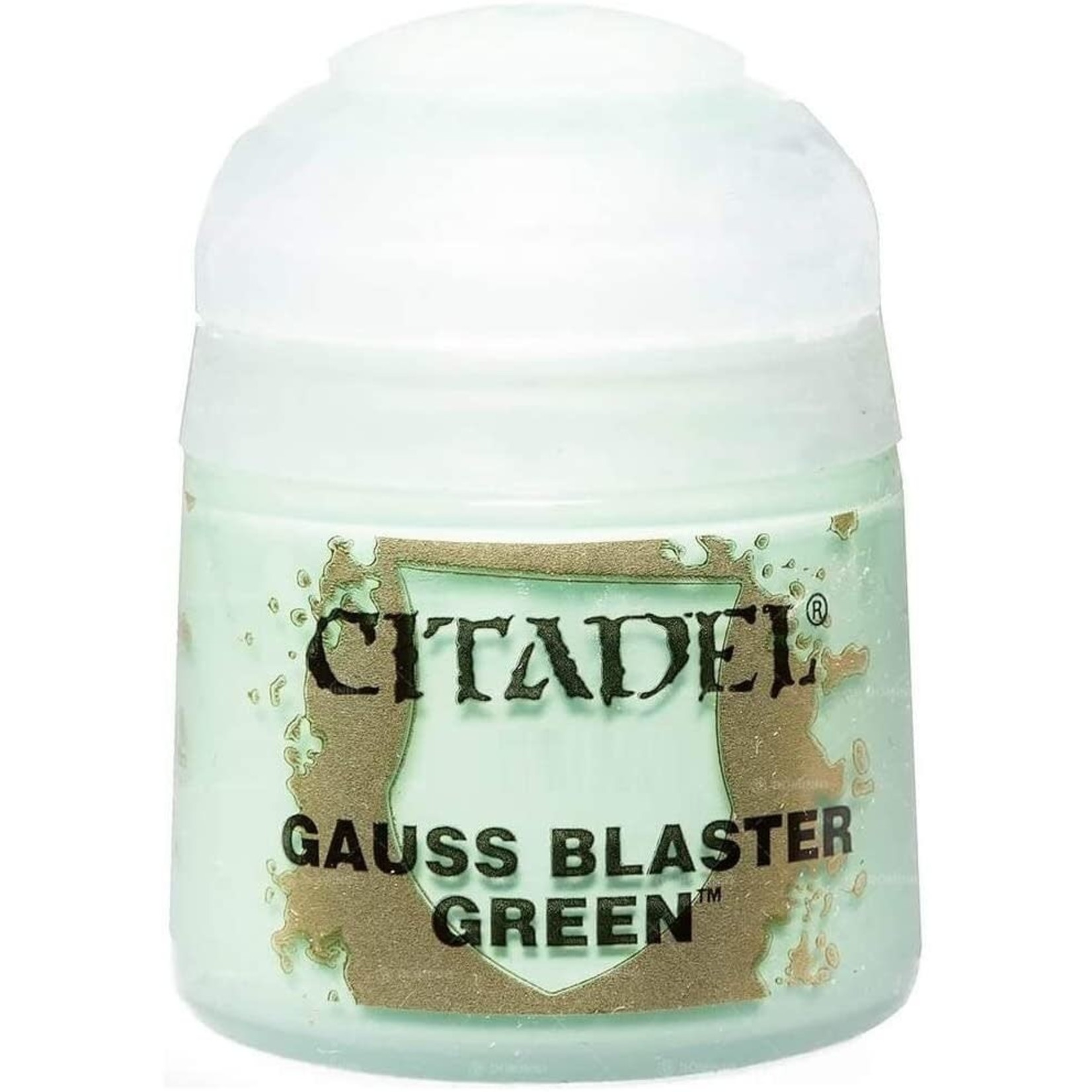 Games Workshop Citadel Paint: Gauss Blaster Green 12ml
