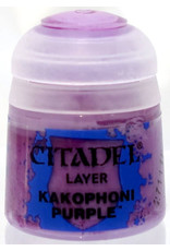 Games Workshop Citadel Paint: Kakophoni Purple 12ml