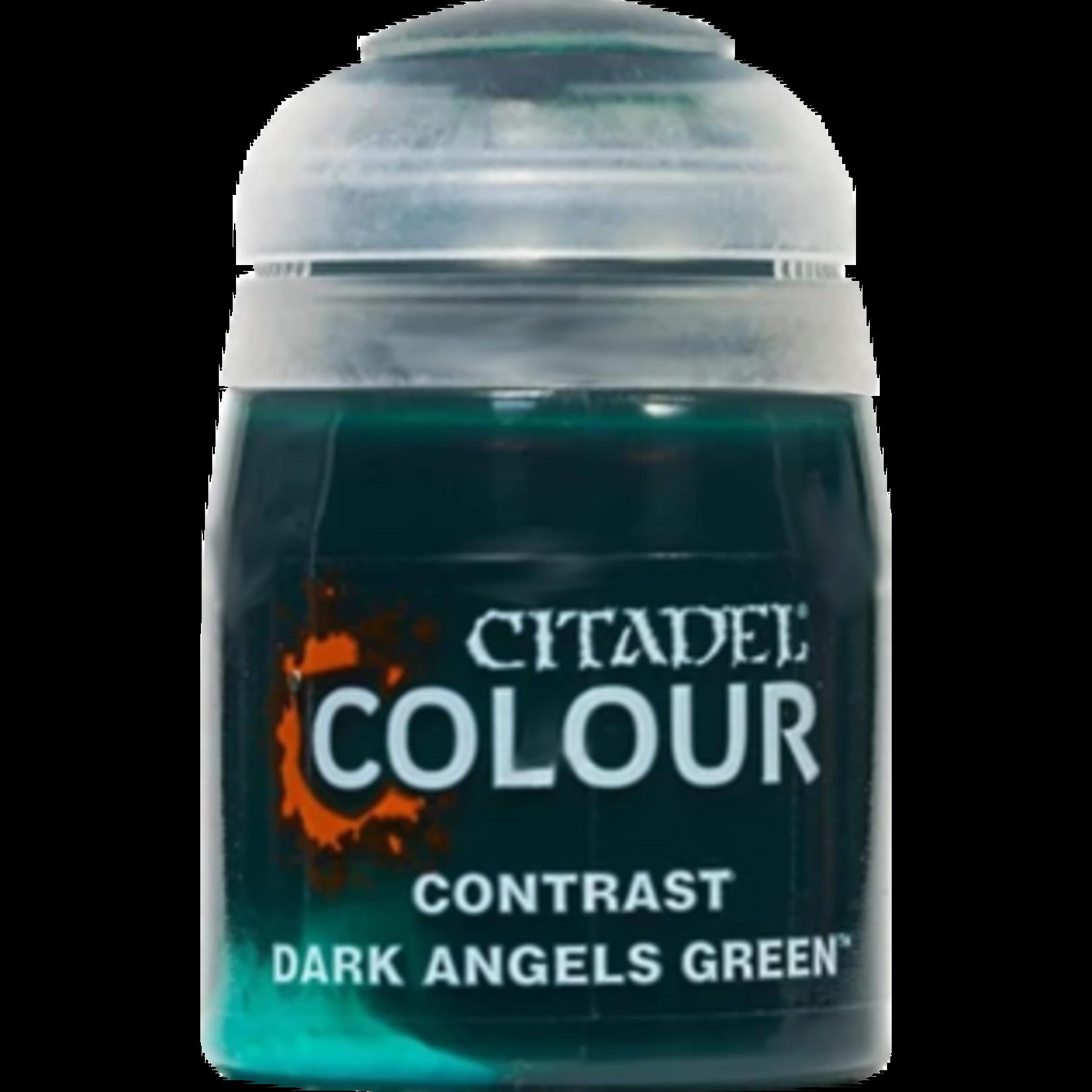 Games Workshop Citadel Paint: Dark Angels Green Contrast (18 ml)