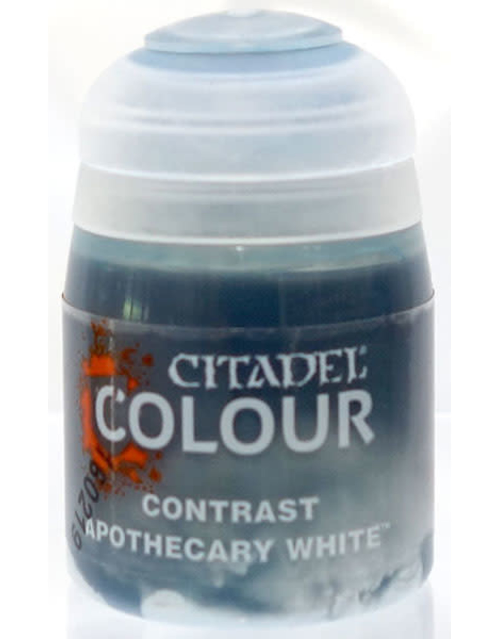 Games Workshop Citadel Paint: Apothecary White Contrast (18 ml)