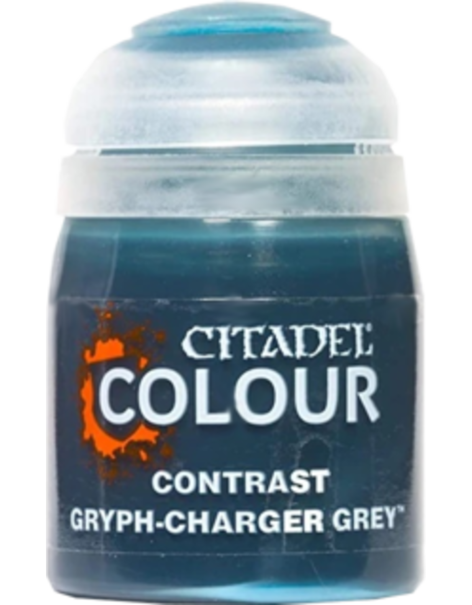 Games Workshop Citadel Paint: Gryph-Charger Grey Contrast (18 ml)