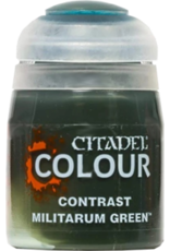 Games Workshop Citadel Paint: Militarum Green Contrast (18 ml)