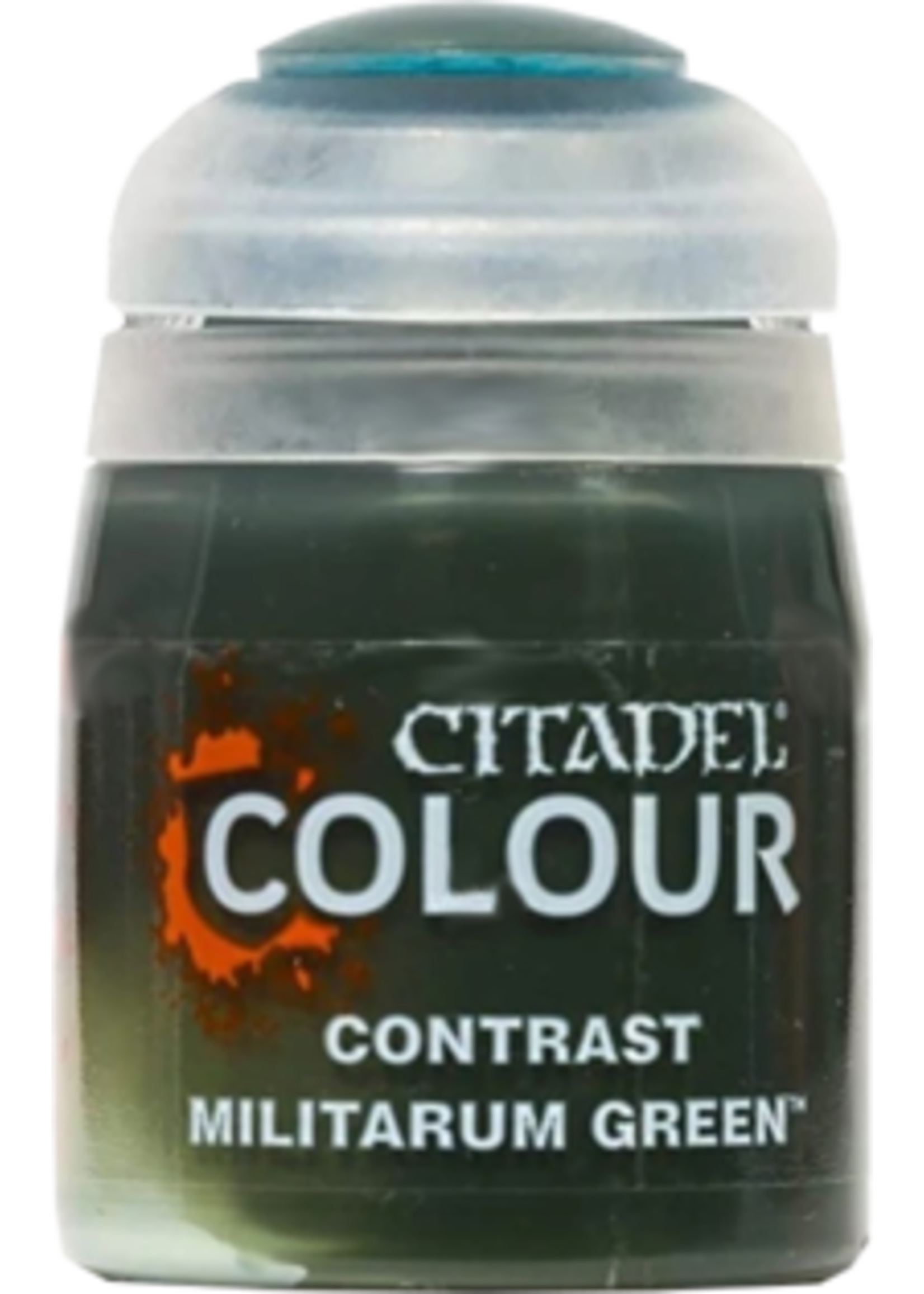 Games Workshop Citadel Paint: Militarum Green Contrast (18 ml)