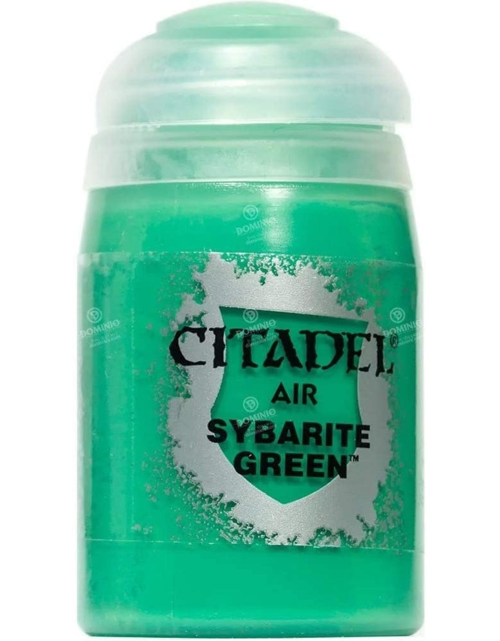 Games Workshop Citadel Paint: Sybarite Green Air (24 ml)