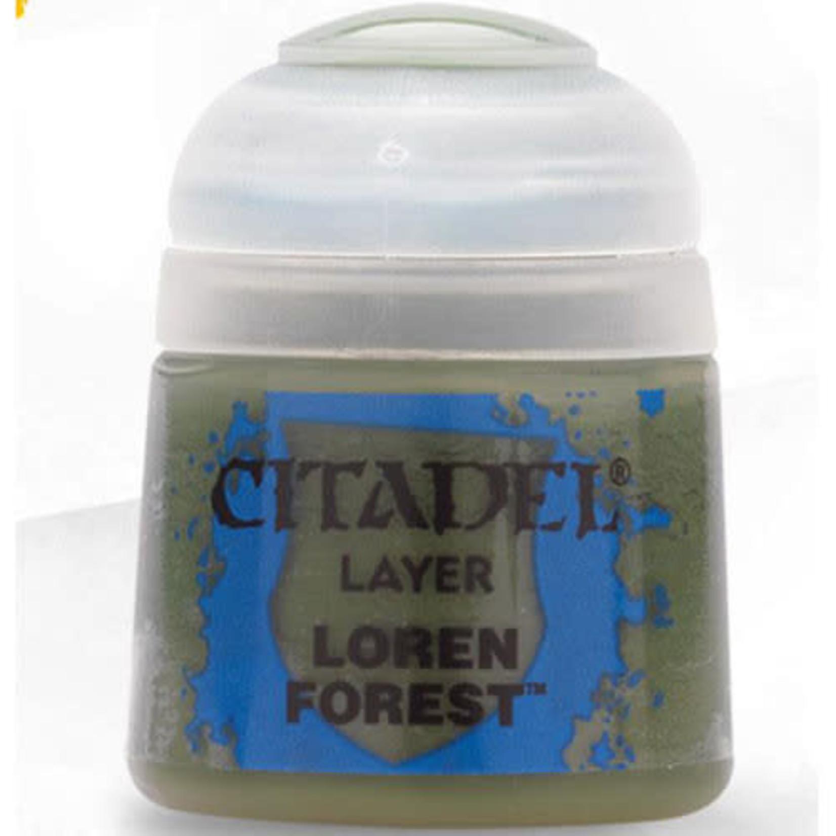Games Workshop Citadel Paint: Loren Forest 12ml