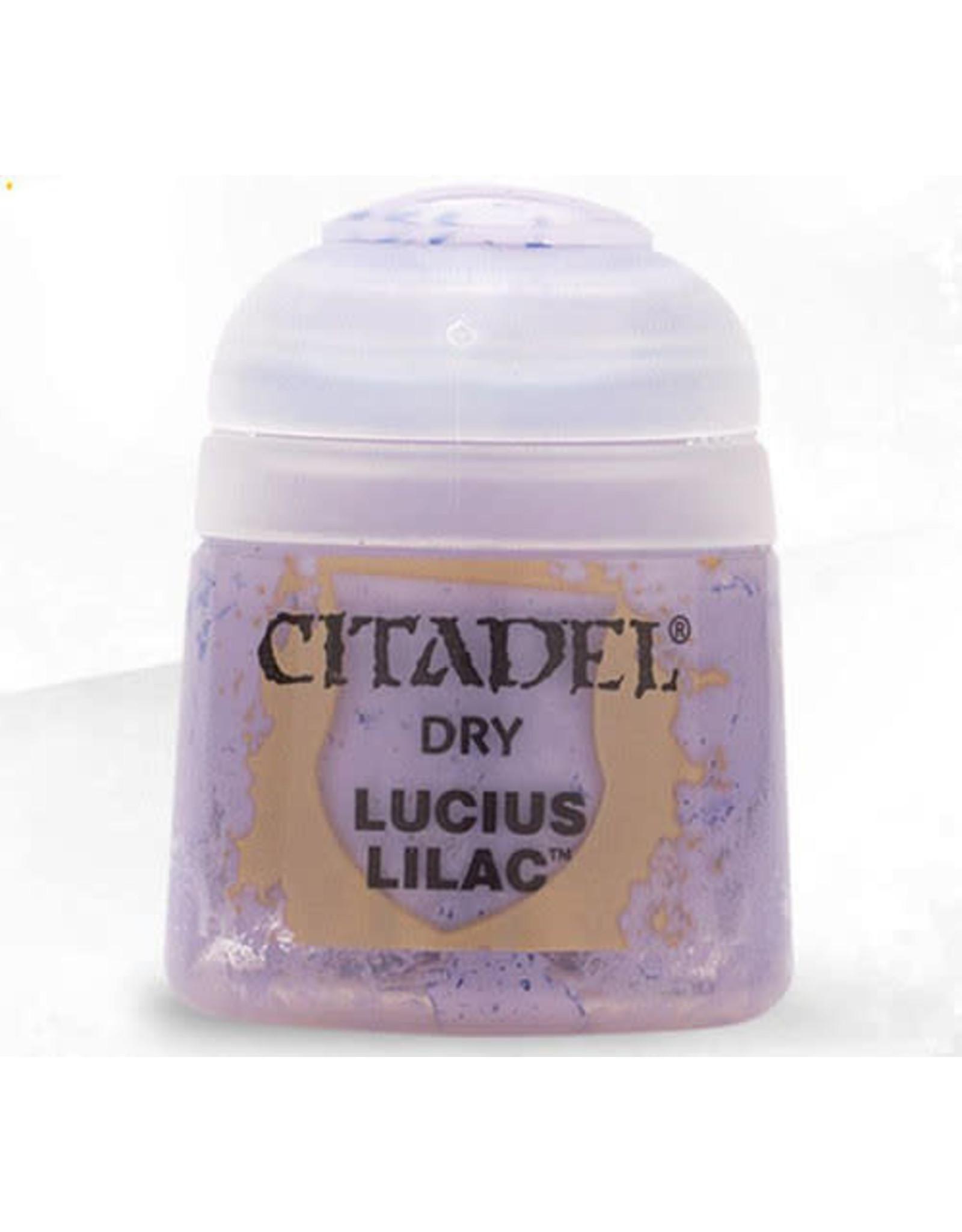 Games Workshop Citadel Paint: Lucius Lilac Dry 12ml