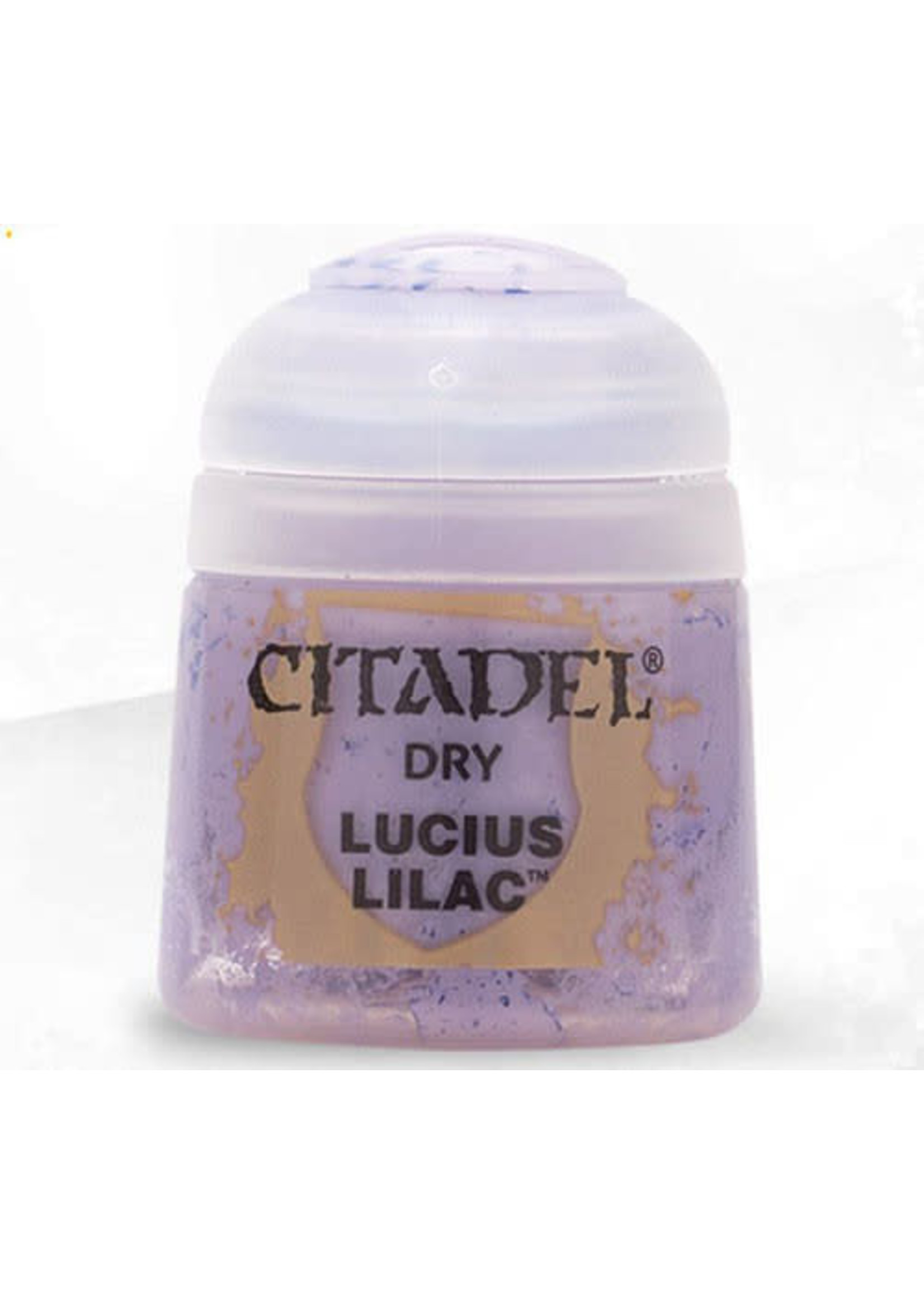 Games Workshop Citadel Paint: Lucius Lilac Dry 12ml