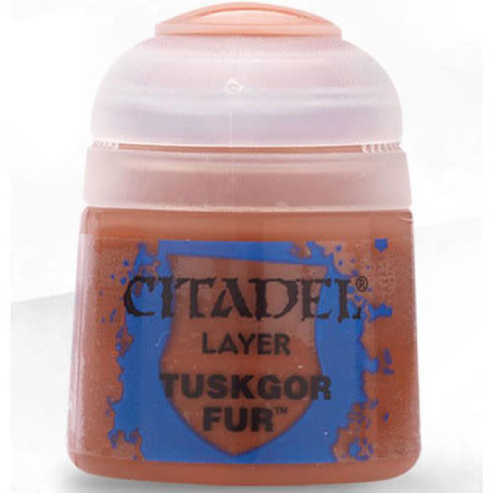 Games Workshop Citadel Paint: Tuskgor Fur 12ml