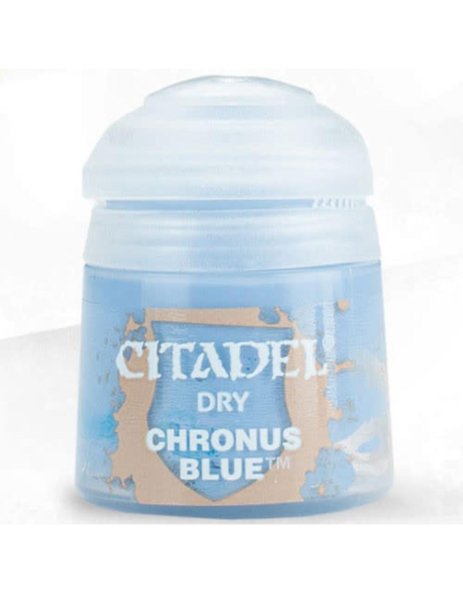 Games Workshop Citadel Paint: Chronus Blue Dry 12ml