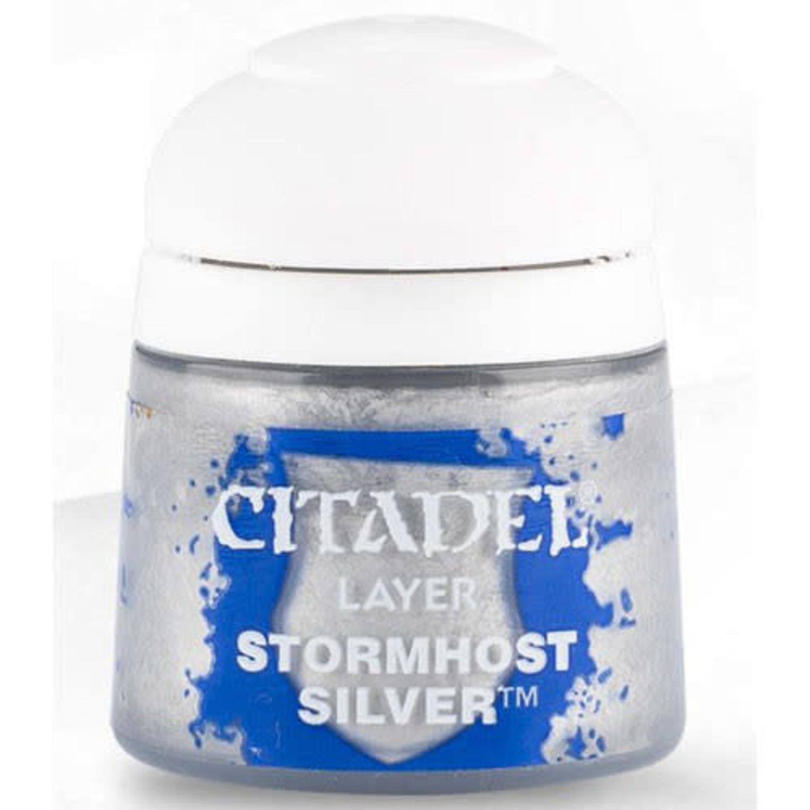 Games Workshop Citadel Paint: Stormhost Silver 12ml
