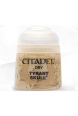 Citadel Paint: Tyrant Skull 12ml DRY