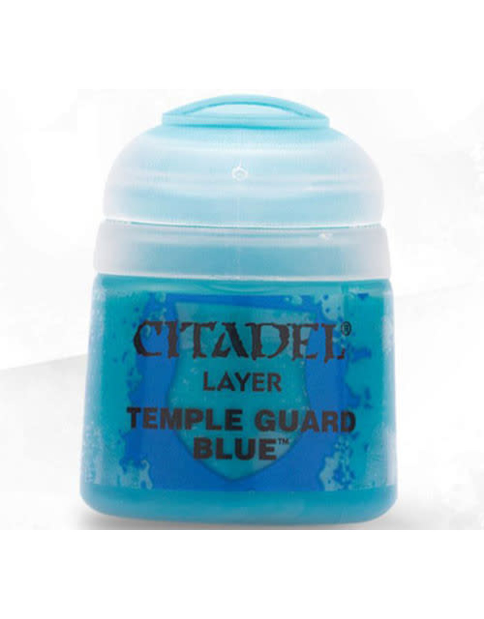 CItadel Paint: Temple Guard Blue 12ml