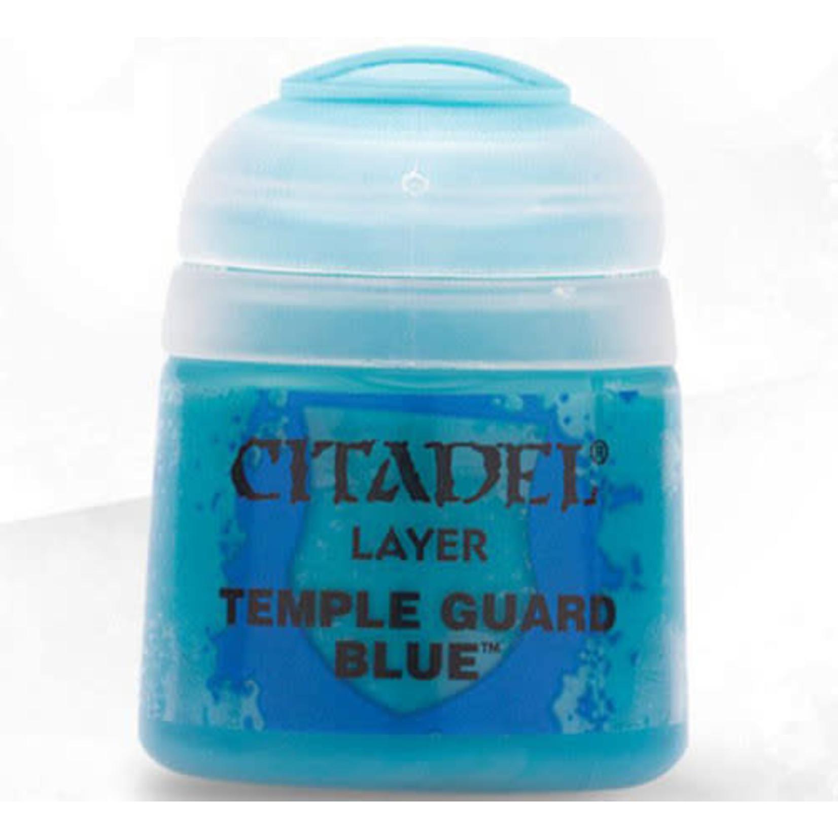 CItadel Paint: Temple Guard Blue 12ml