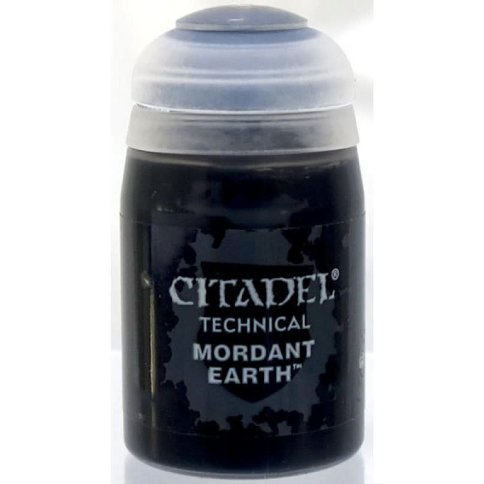 Citadel Paint: Mordant Earth Technical 24 ml