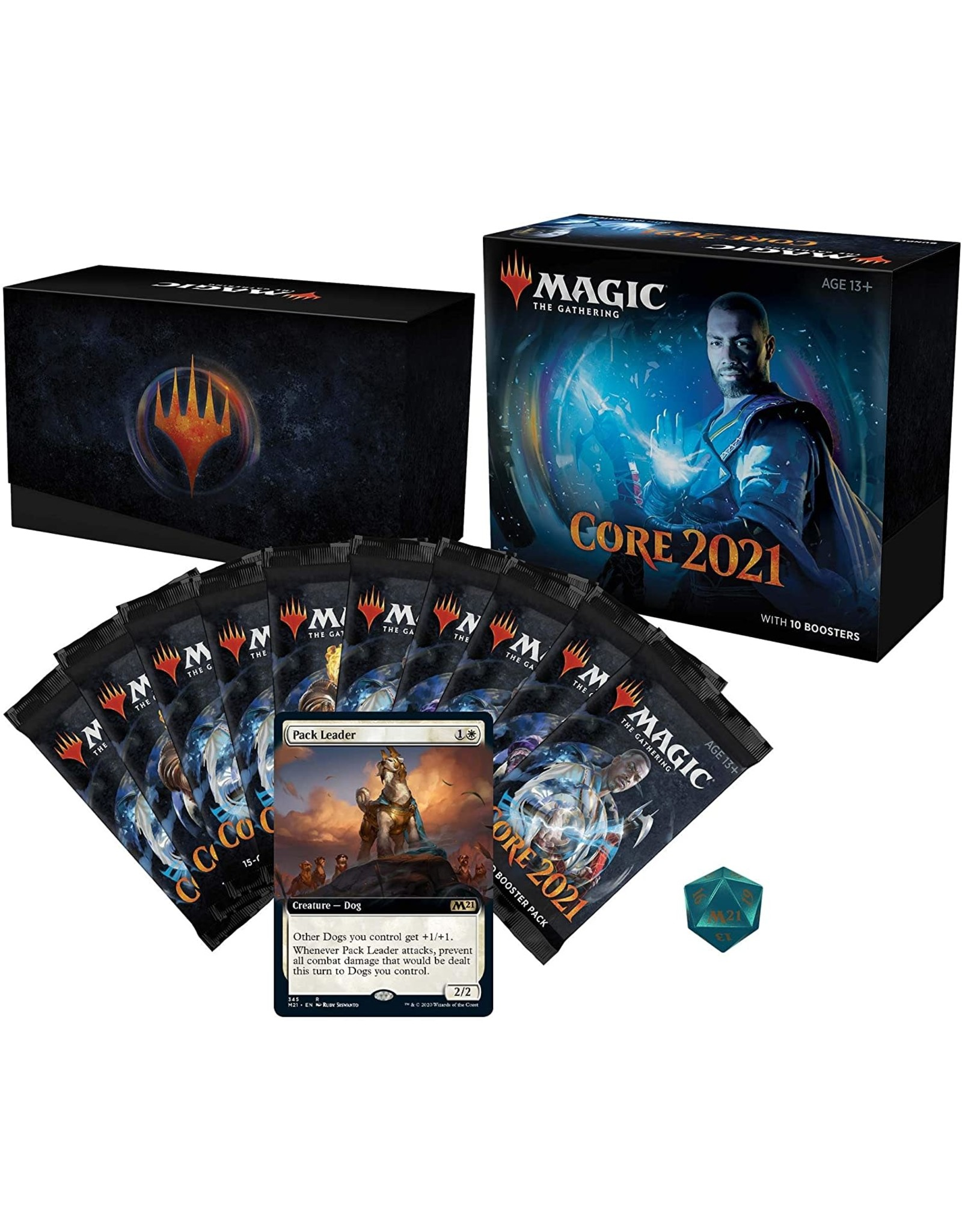 Wizards of the Coast Core Set 2021 Bundle