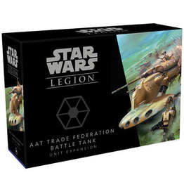 Asmodee Star Wars Legion: AAT Trade Federation Battle Tank Unit Expansion