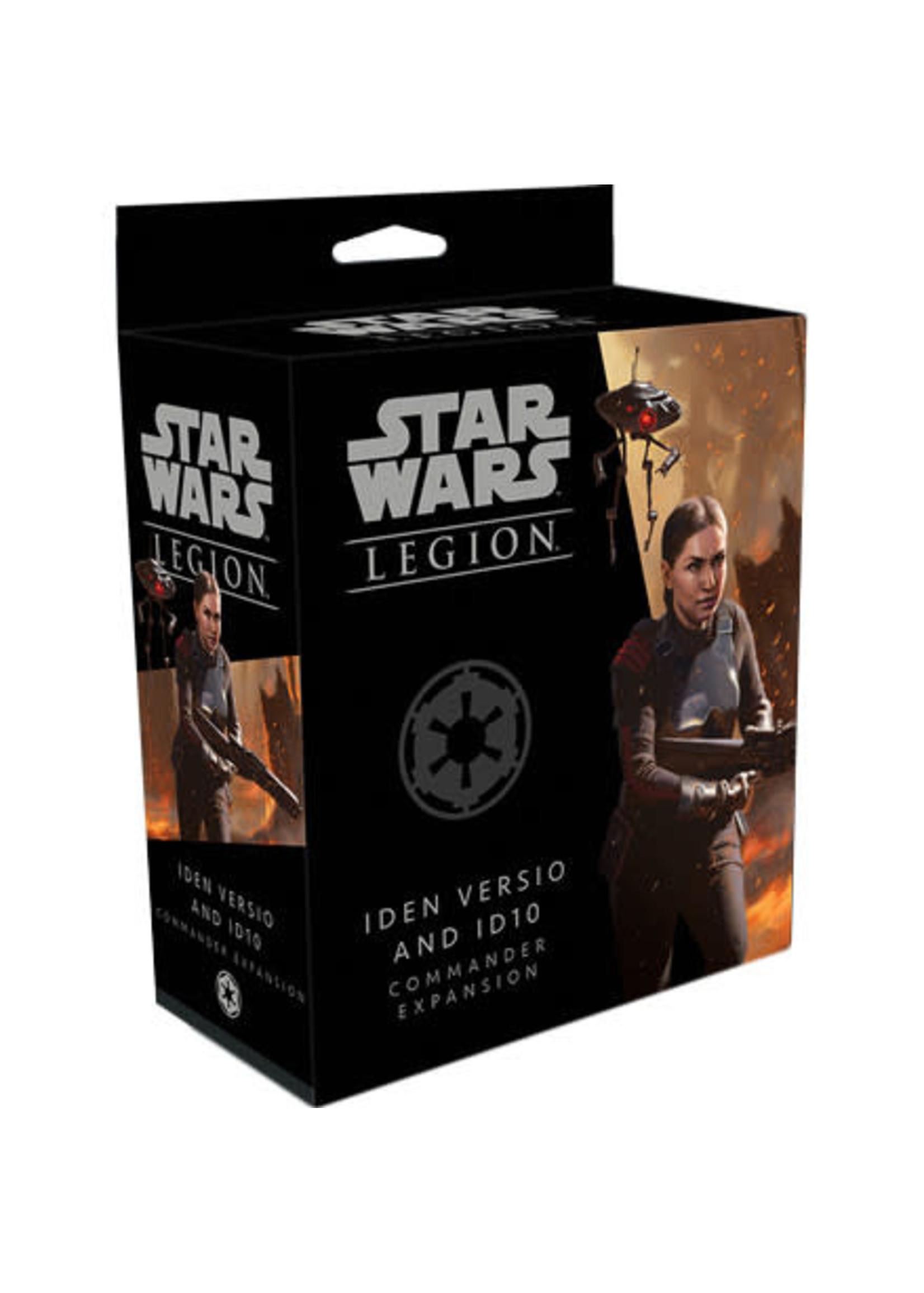 Asmodee Star Wars Legion: Iden Versio and ID10 Commander Expansion