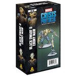Asmodee Marvel Crisis Protocol - Black Dwarf and Ebony Maw Character Pack