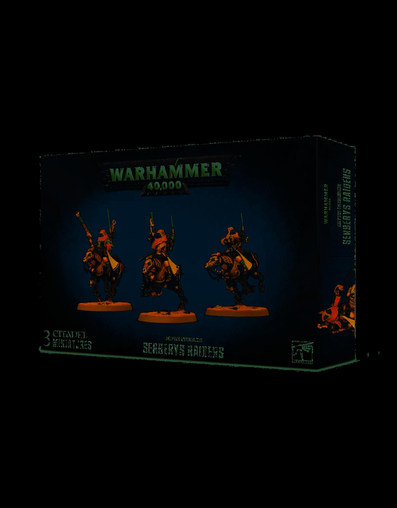 Games Workshop Adeptus Mechanicus Serberys Raiders (40K)