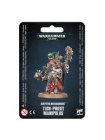 Games Workshop Adeptus Mechanicus Tech-Priest Manipulus (40K)
