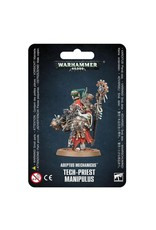 Games Workshop Adeptus Mechanicus Tech-Priest Manipulus (40K)