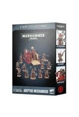 Games Workshop Start Collecting! Adeptus Mechanicus (40K)