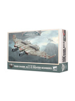 Games Workshop Aeronautica Imperialis: Tiger Shark AX 1-0 Fighter-Bombers