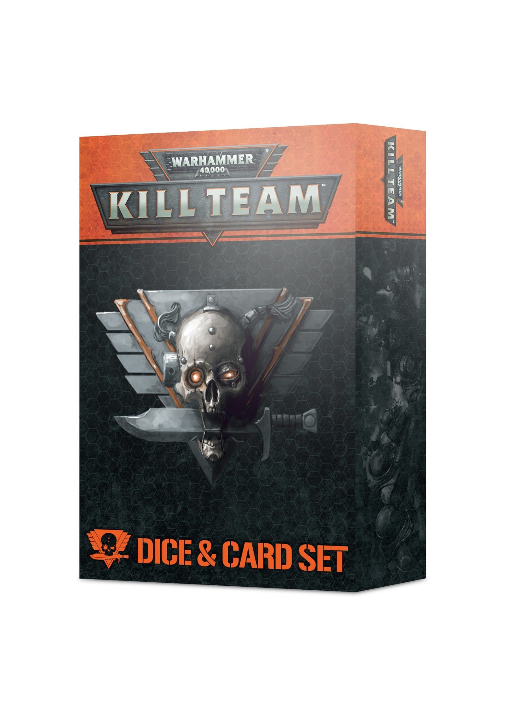 Games Workshop Kill Team Dice and Cards (40K)