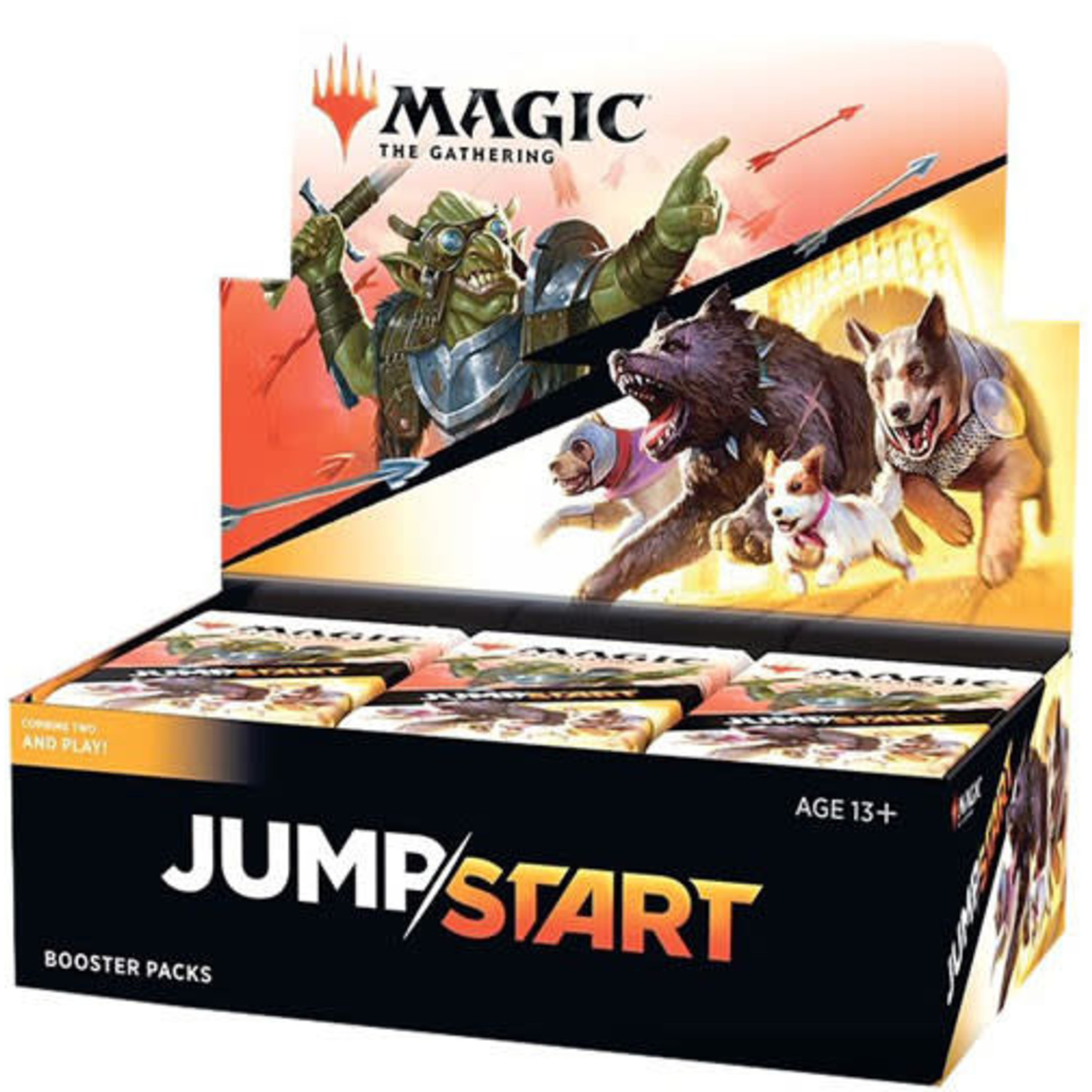 Wizards of the Coast Jumpstart Booster box