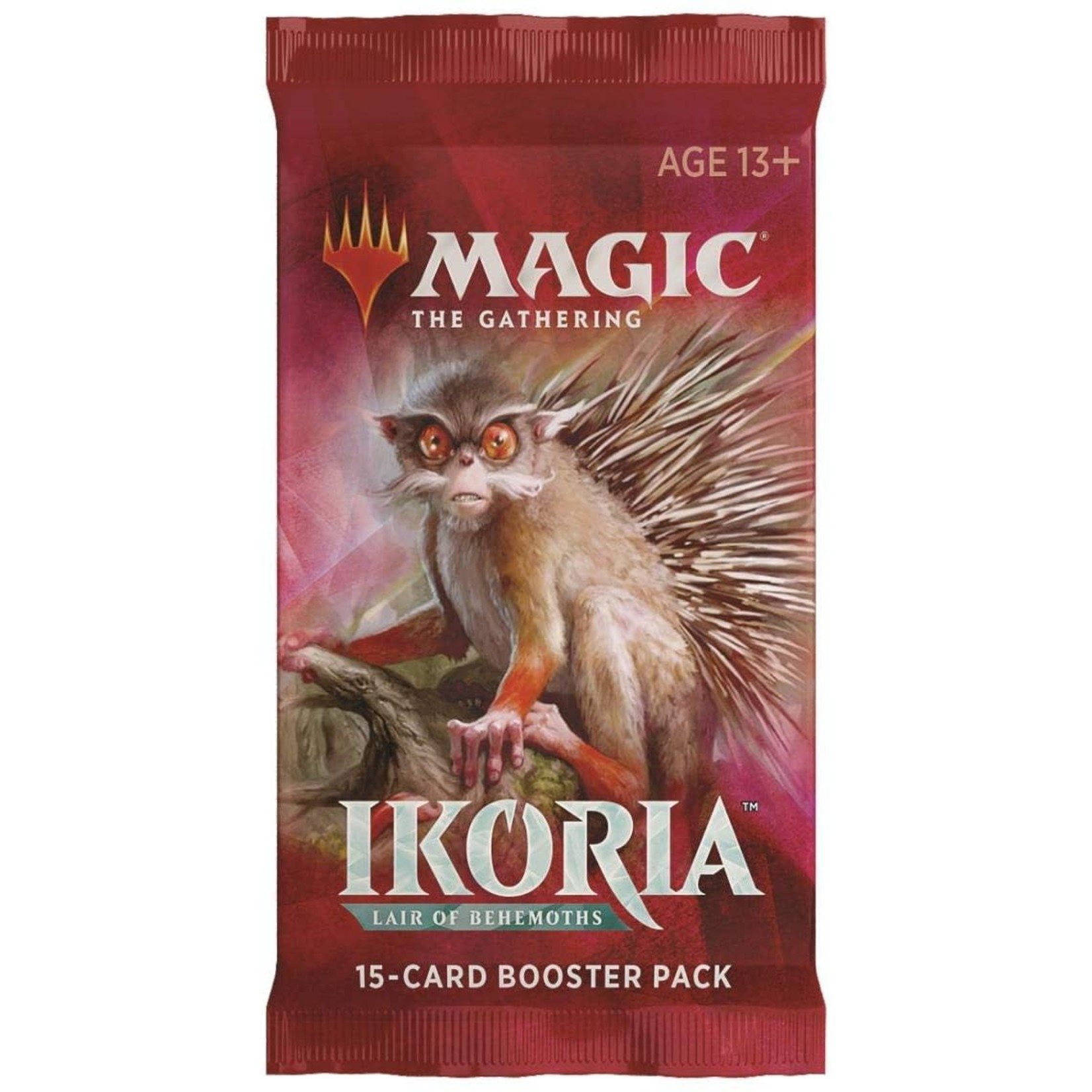 Wizards of the Coast Ikoria Draft Booster Pack