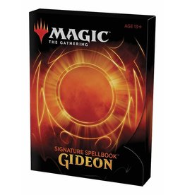 Wizards of the Coast Signature Spellbook: Gideon