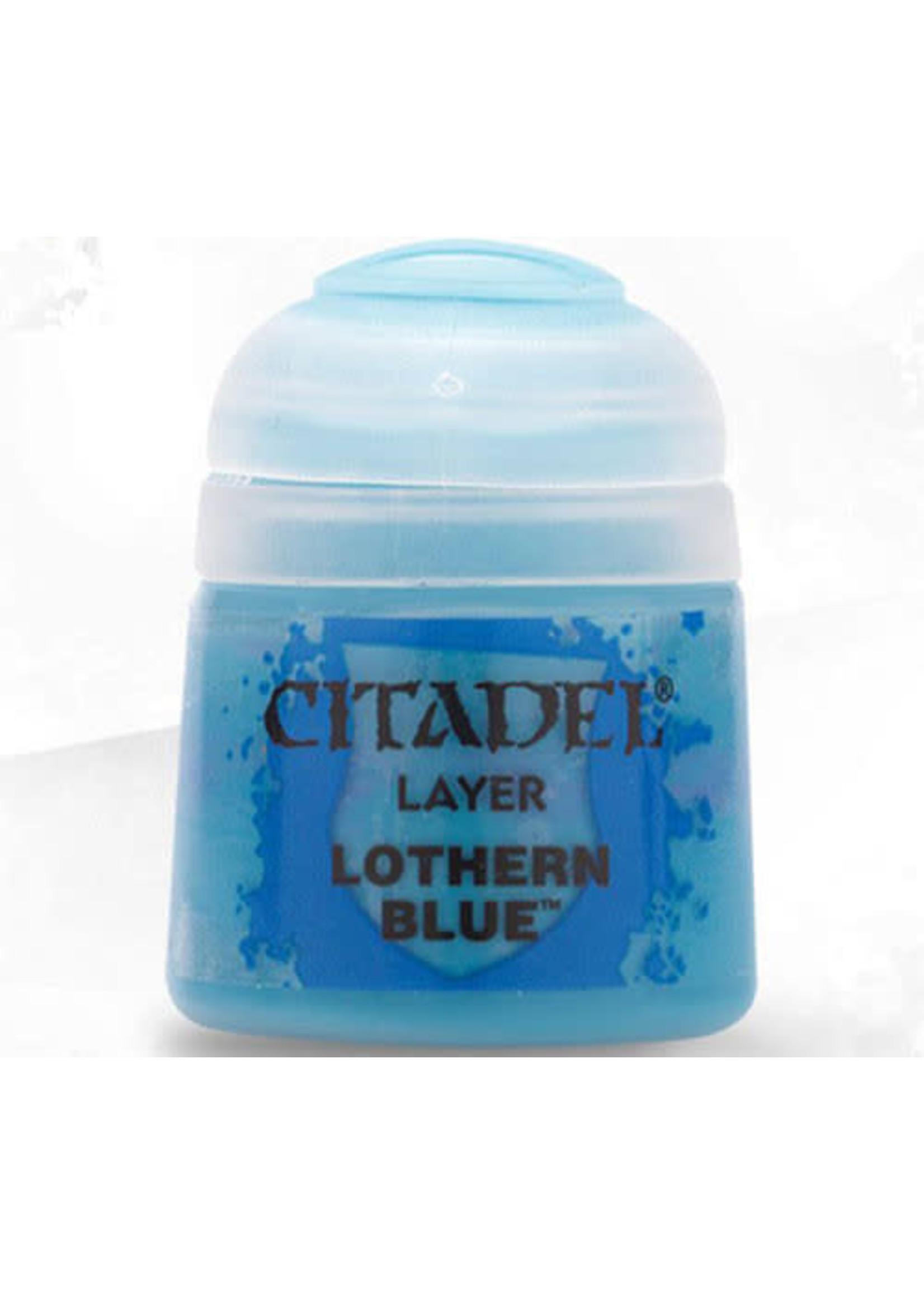 Citadel Paint: Lothern Blue 12ml