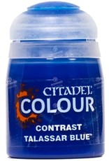 Games Workshop Citadel Paint: Talassar Blue Contrast (18 ml)