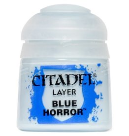 Games Workshop Citadel Paint: Blue Horror 12ml