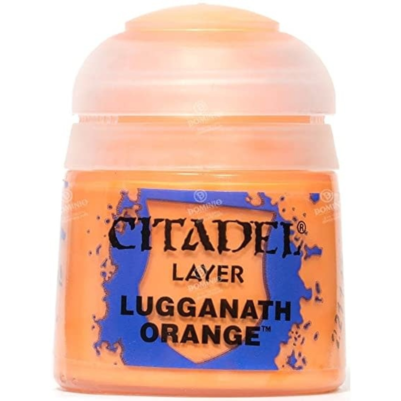 Games Workshop Citadel Paint: Lugganath Orange 12ml