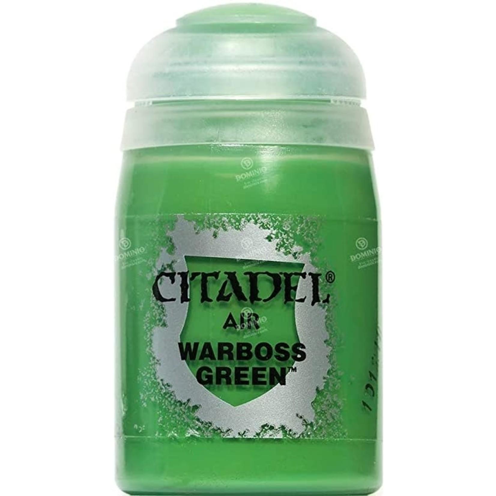 Games Workshop Citadel Paint: Warboss Green Air (24 ml)