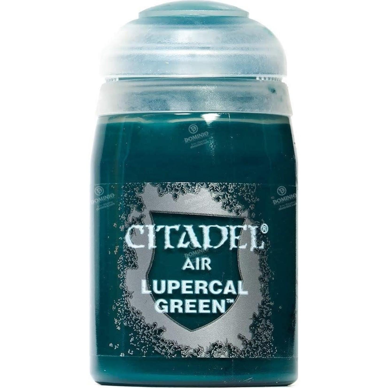 Games Workshop Citadel Paint: Lupercal Green Air (24 ml)