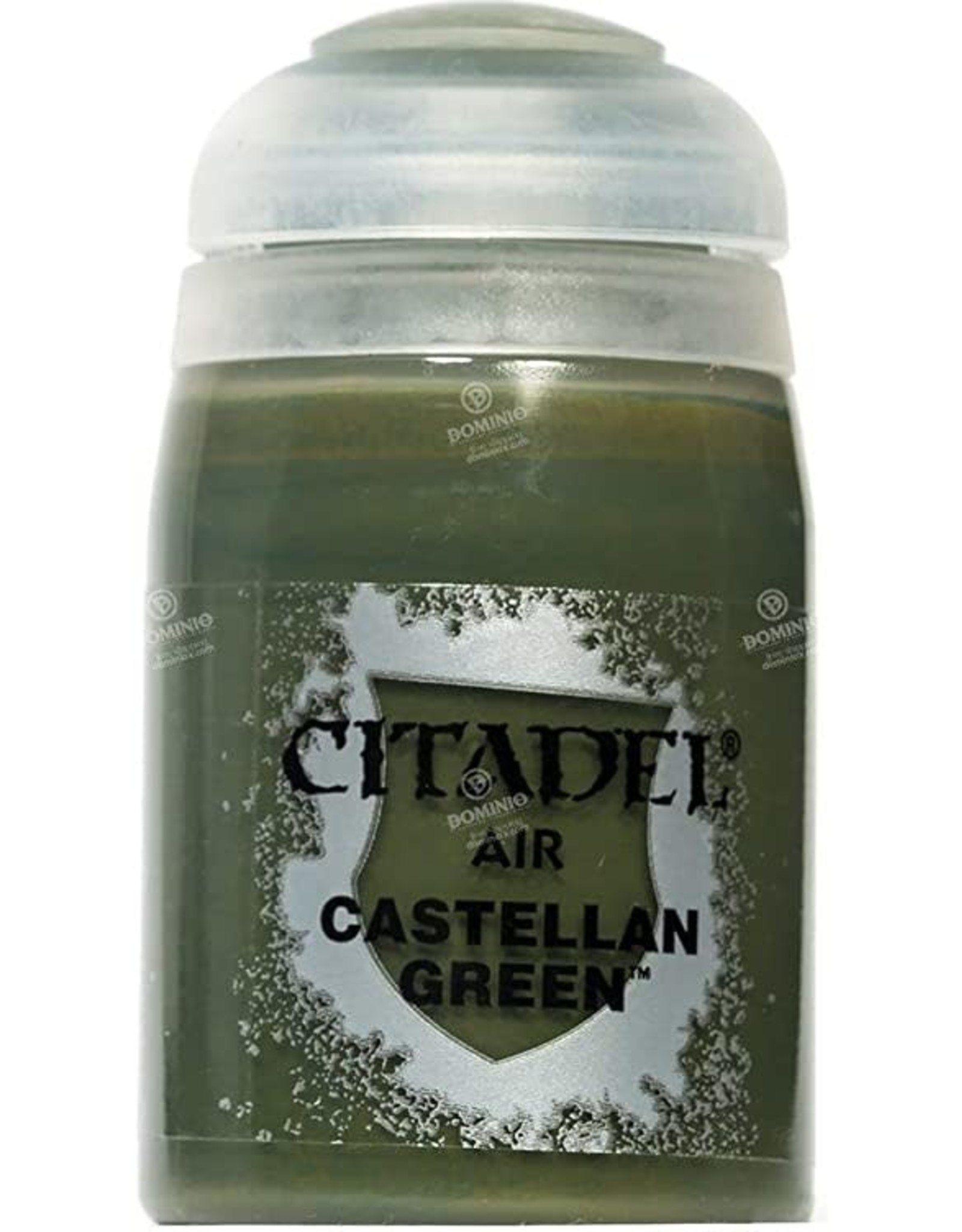 Games Workshop Citadel Paint: Castellan Green Air (24 ml)