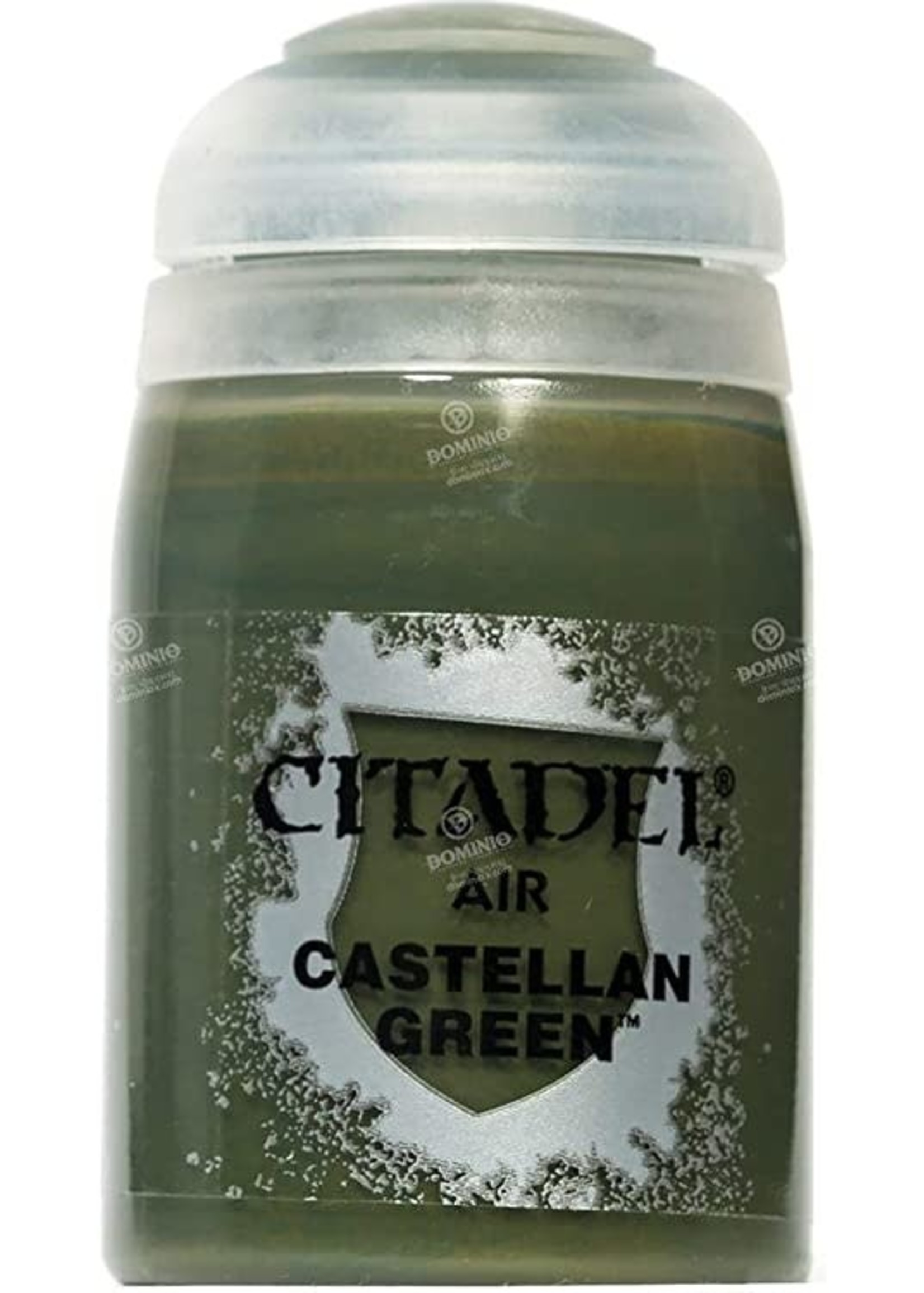 Games Workshop Citadel Paint: Castellan Green Air (24 ml)