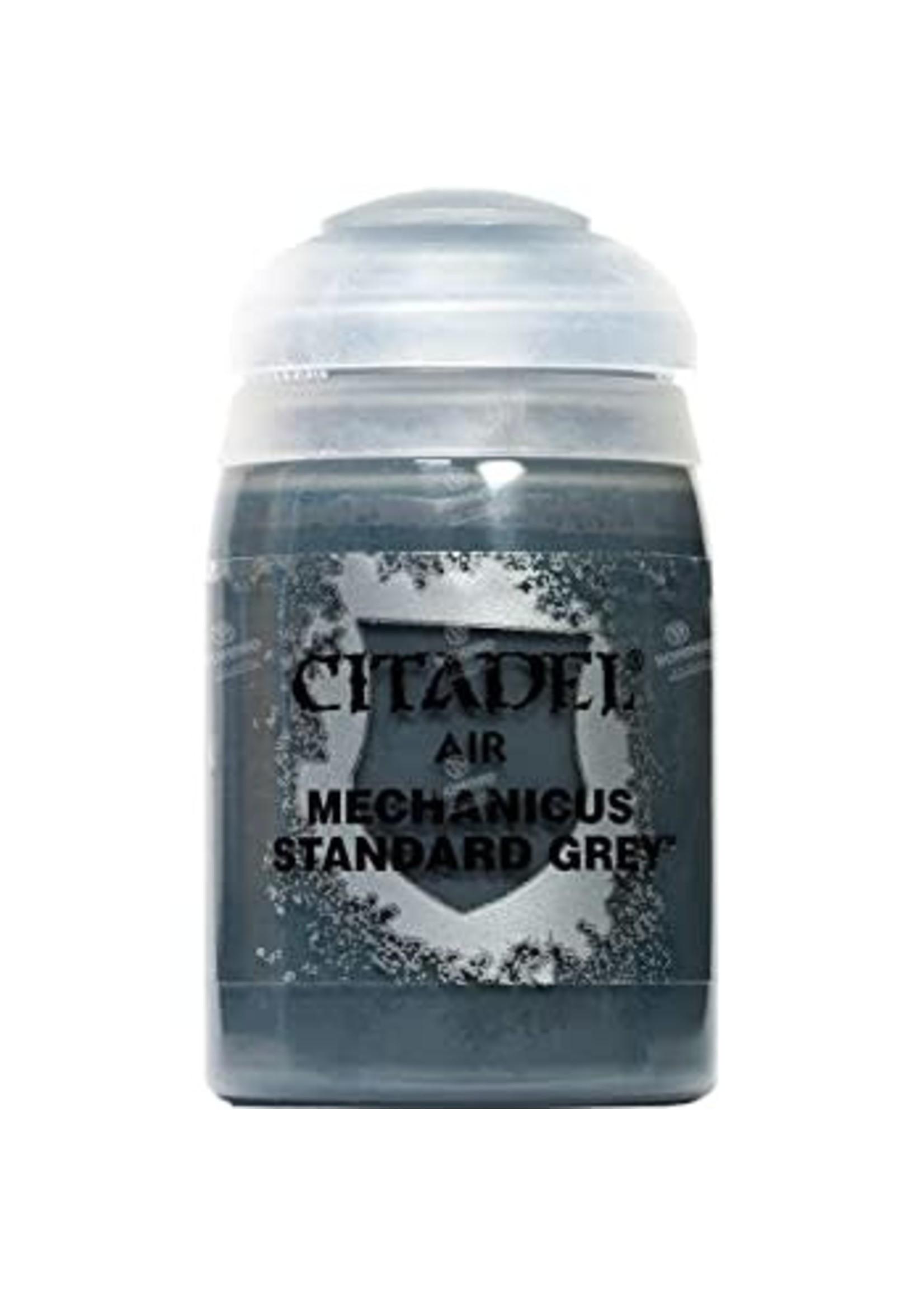 Games Workshop Citadel Paint: Mechanicus Standard Grey Air (24 ml)