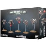 Games Workshop Adepta Sororitas Seraphim Squad (40K)