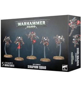 Games Workshop Adepta Sororitas Seraphim Squad (40K)