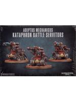Games Workshop Adeptus Mechanicus Kataphron Battle Servitors (40K)