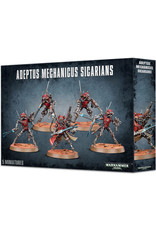 Games Workshop Adeptus Mechanicus Sicarians (40K)
